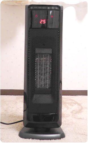 グラムールセールス 空気清浄機能付ヒーター エアフレッシュスリムヒーター