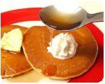 パンケーキシロップ(低カロリー低糖質食品ブランド)