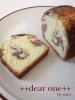 マーブルバターケーキ♪(2014/02/07)