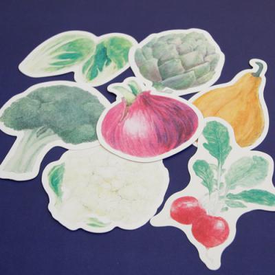 野菜カード1