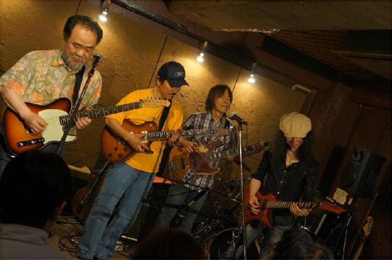 竹田和夫と山本恭司