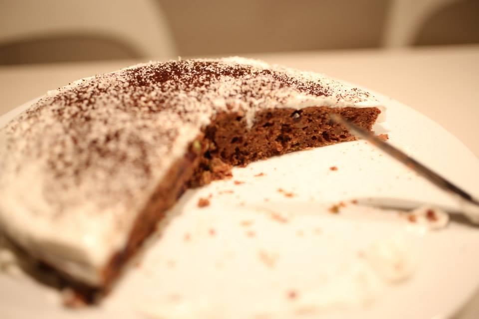 チョコケーキC