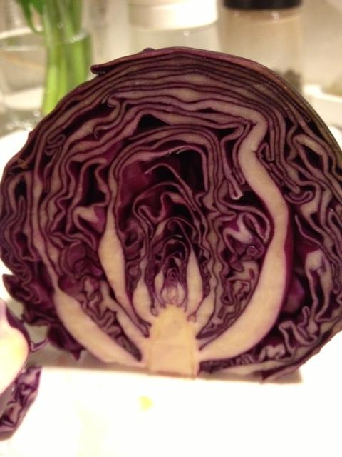 紫キャベツアップ