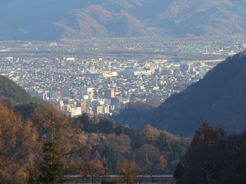 長野市街地