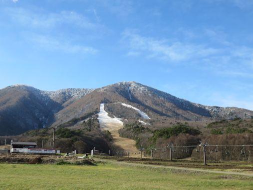 12月3日 いいづなリゾートスキー場