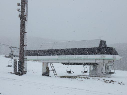12月9日・・・雪