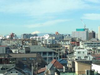 富士山帰り1