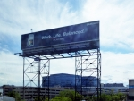 2013-09-12 Lincon Tunnel Billboard