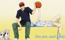 黒子のバスケ エンドカード(1話)