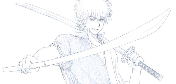 相変わらず、刀の長さが分かってません。(゚∇^*) テヘ♪ ←ぇー