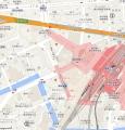 横浜駅周辺のドールショップマップ