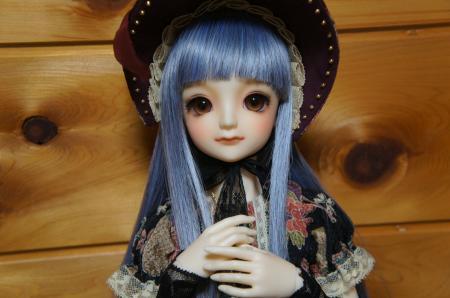 文化人形ドレス クルポンさん 1