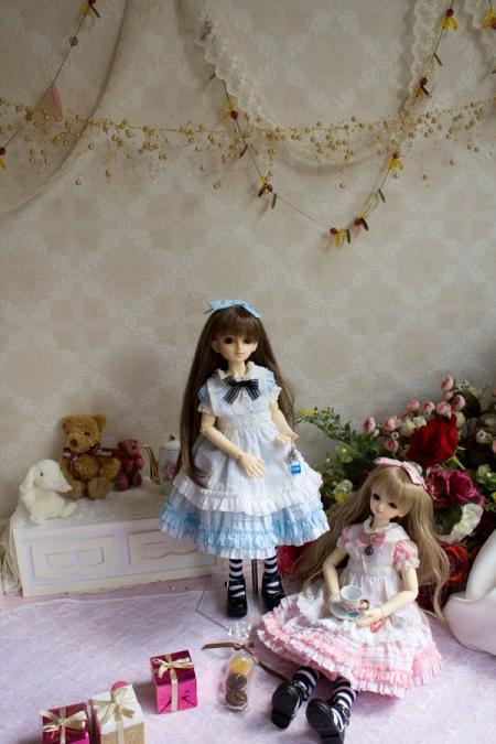有希様 アリス 凛桜ちゃん、紗愛ちゃん 2