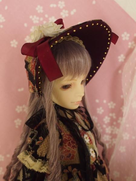 文化人形ドレス 1-4