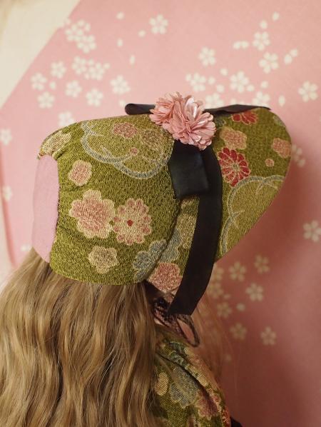 文化人形ドレス 2-6