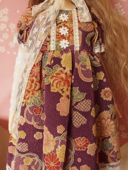 文化人形ドレス 5-5