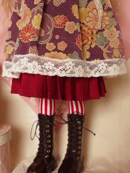 文化人形ドレス 5-11