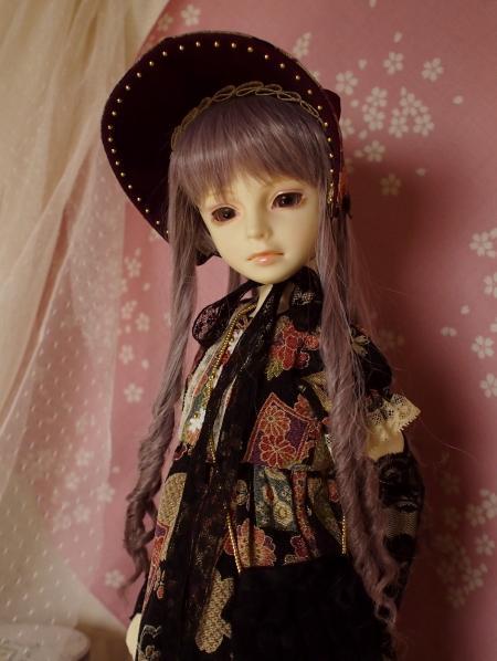 文化人形ドレス 1-12