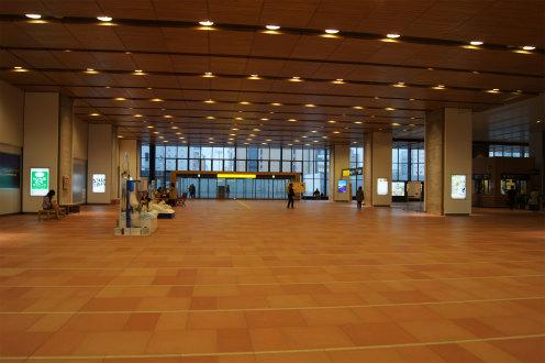 JR旭川駅2