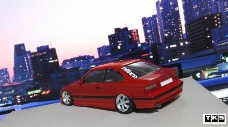 E36BMW赤 (1)