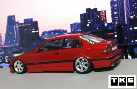 E36BMW赤 (3)
