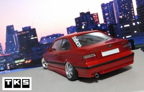 E36BMW赤 (4)