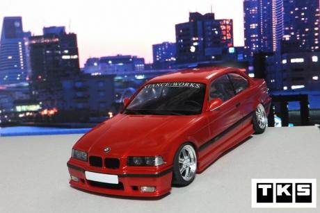 E36BMW赤 (2)