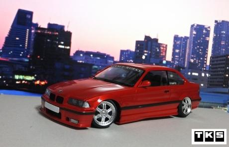 E36BMW赤 (5)