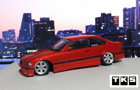 E36BMW赤 (6)