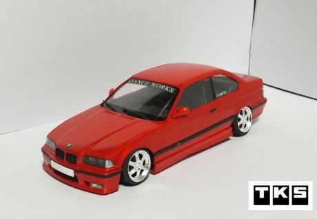 E36BMW赤 (8)