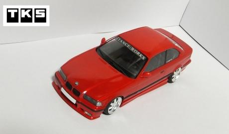 E36BMW赤 (9)