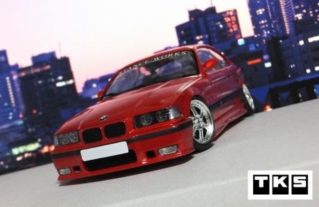 E36BMW赤 (7)