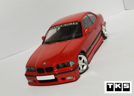E36BMW赤 (10)