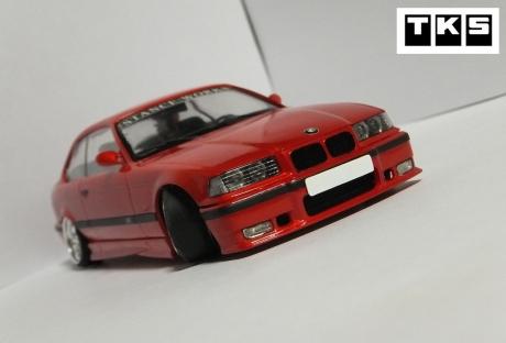E36BMW赤 (11)
