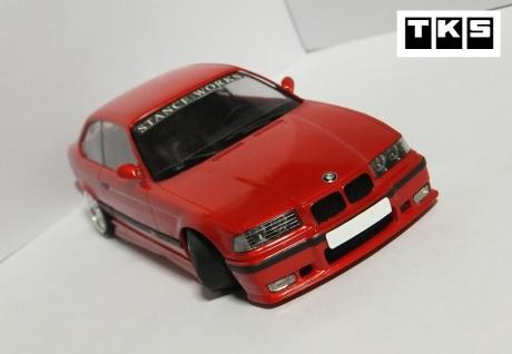 E36BMW赤 (12)