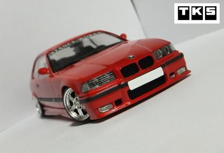 E36BMW赤 (13)