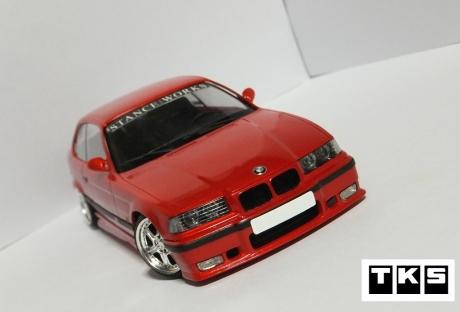 E36BMW赤 (14)