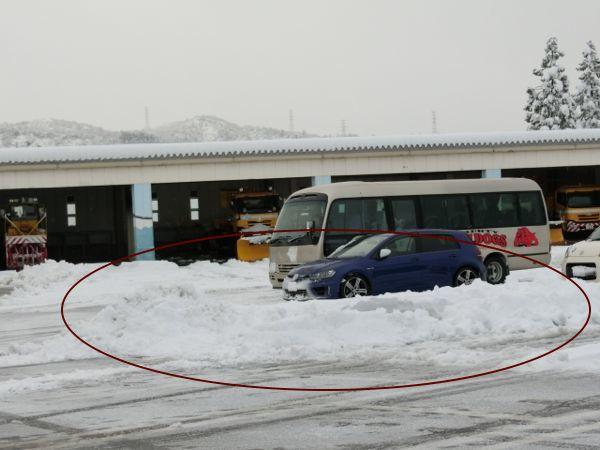 2014.12.7 関越道・越後川口SA7