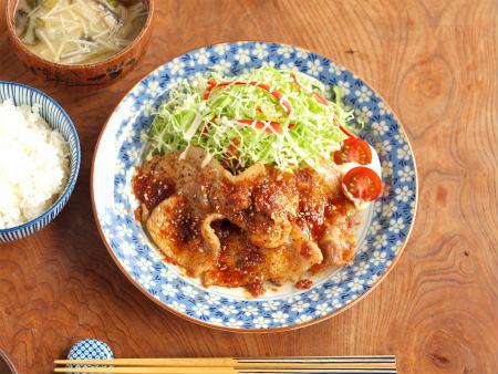 ピリ辛生姜焼き1m18