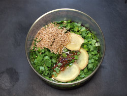 海苔ラー油ニラ素麺09