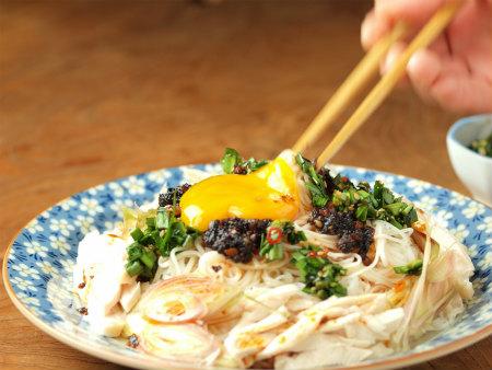 海苔ラー油ニラ素麺60