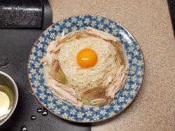 海苔ラー油ニラ素麺34