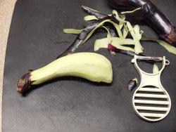 鰹と茄子のにんにく味噌和え02
