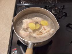 鶏皮ポン酢06