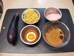 茄子キムチ冷やし中華03