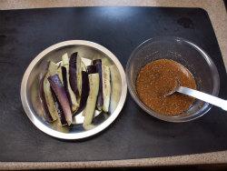 茄子キムチ冷やし中華20