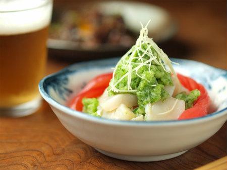 ホタテ緑酢32