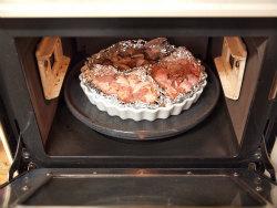 鶏もも3色オーブン焼き15