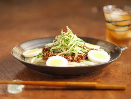 ジャージャー麺25