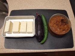 豆腐と茄子のステーキ05